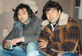 Bobby Deol And Sunny Deol Wallpaper