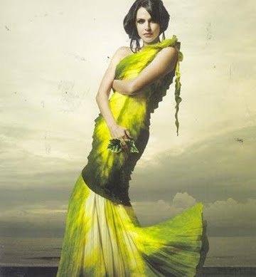 Neha Dhupia Beautiful Dress Still