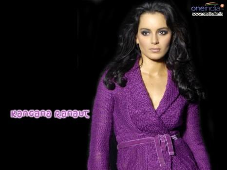 Kangana Ranaut Hot Gorgeous Wallpaper