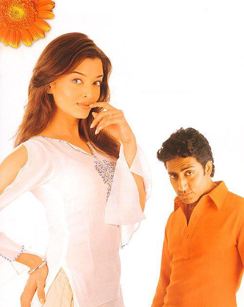 Aishwarya Rai and Abhi in Kuch na Kaho