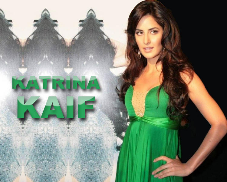 Katrina Kaif Green Dress Sweet Gorgeous Wallpaper