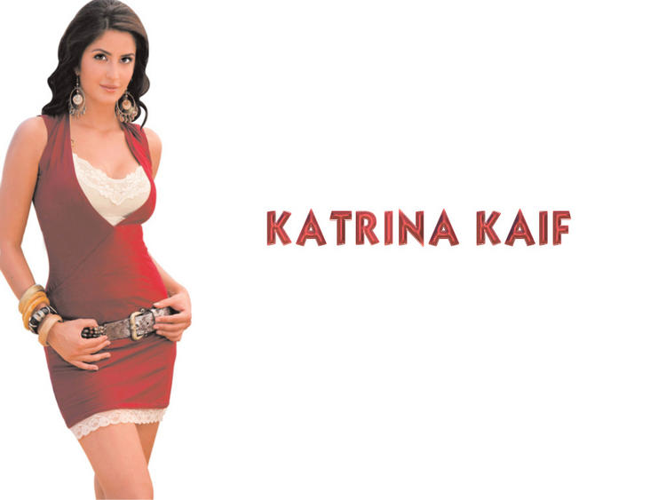 Katrina Kaif Sexy Pose Wallpaper
