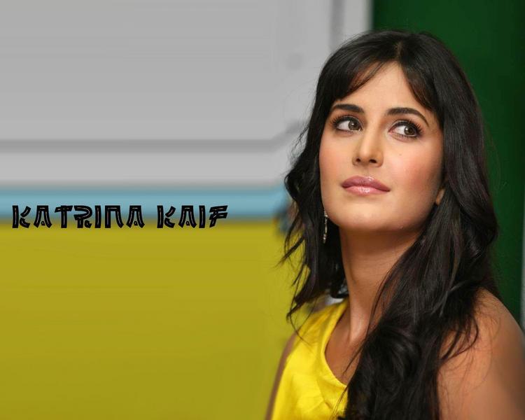 Katrina Kaif Sizzling Nice Look Wallpaper