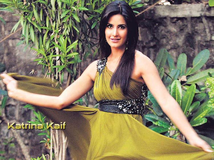 Katrina Kaif Stunning Look Wallpaper