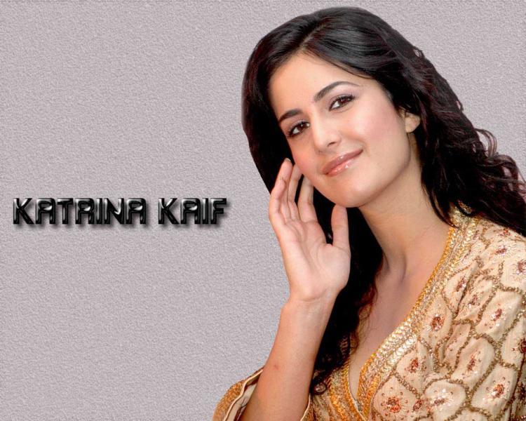 Stunning Babe Katrina Kaif Wallpaper