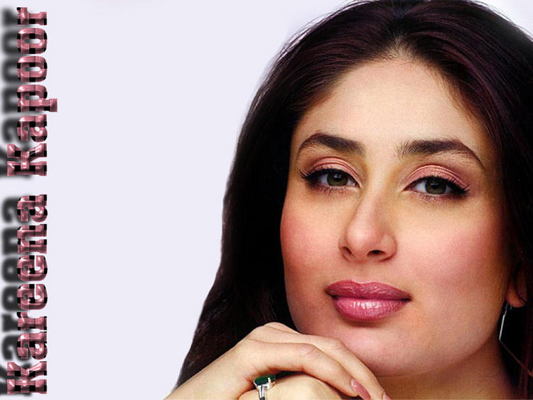 Kareena Kapoor Sizzling Face Look Wallpaper