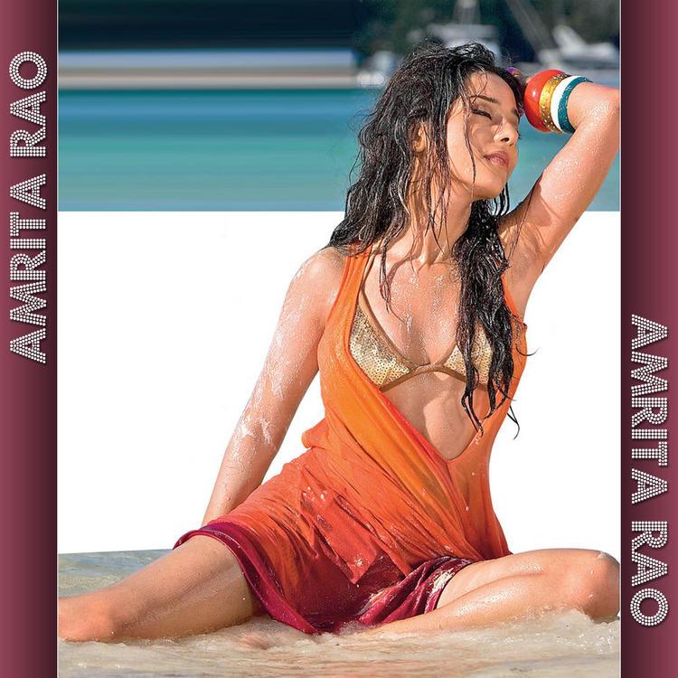 Amrita Rao Latest Hottest Wallpaper
