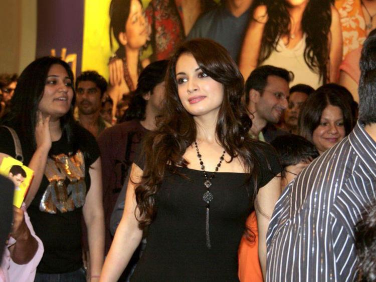 Diya Mirza Sexy Pose Pic