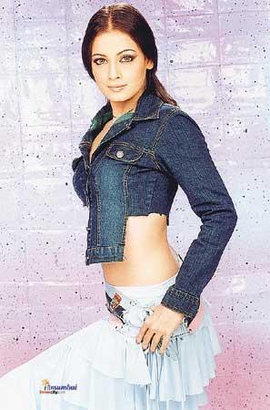 Hottie Diya Mirza Wallpaper