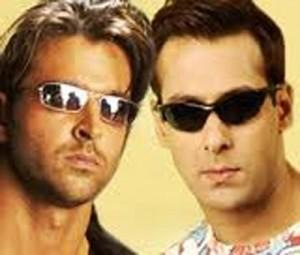 Salman Khan And Hrithik Roshan Photo