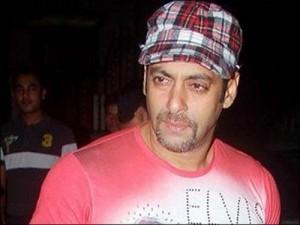 Salman Khan Stylist Look Pics