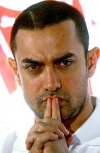 Bollywood Super Star Aamir Khan Still