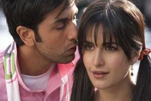 Ranbir Kapoor and Katrina Kaif Stunning Pic