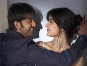 Ranbir Kapoor and Katrina Romance Still