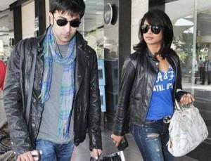 Ranbir Kapoor and Priyanka Stylist Photo