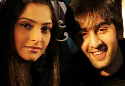 Ranbir Kapoor and Sonam Still