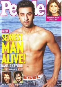 Ranbir Kapoor Hot Magazine Still