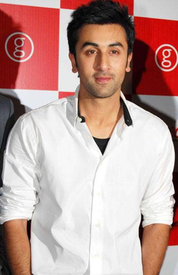 Ranbir Kapoor White Shirt Beauty Still