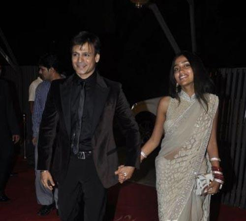 Vivek Oberoi and Priyanka Latest Photo