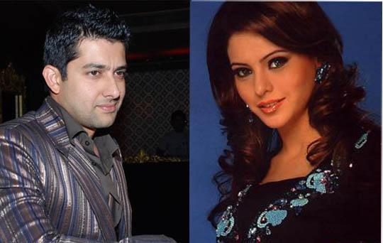Aftab Shivdasani And Aamna Shariff Photo