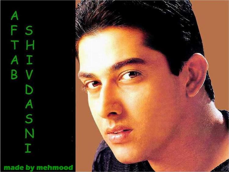 Aftab Shivdasani Hot Look Wallpaper