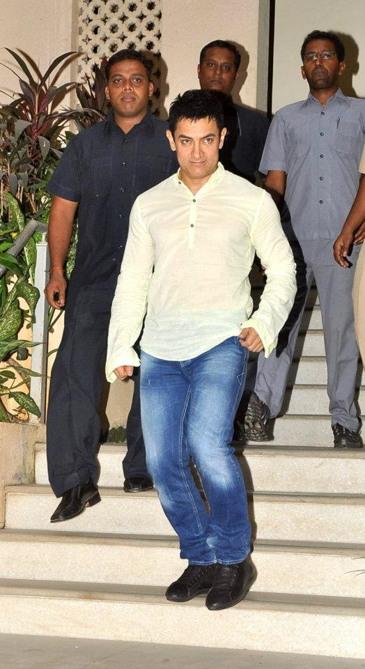 Aamir Khan Talks to the Media about Satyamev Jayate