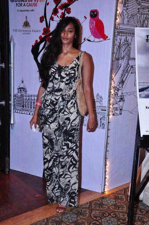 Nidhi Sunil at Elle Breast Cancer Carnival