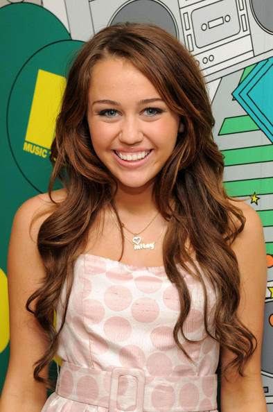 Miley Cyrus Beauty Smile Pic