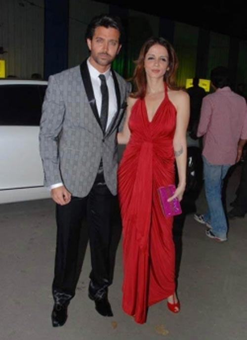 Best Couple Hrithik Roshan and Suzzane Images