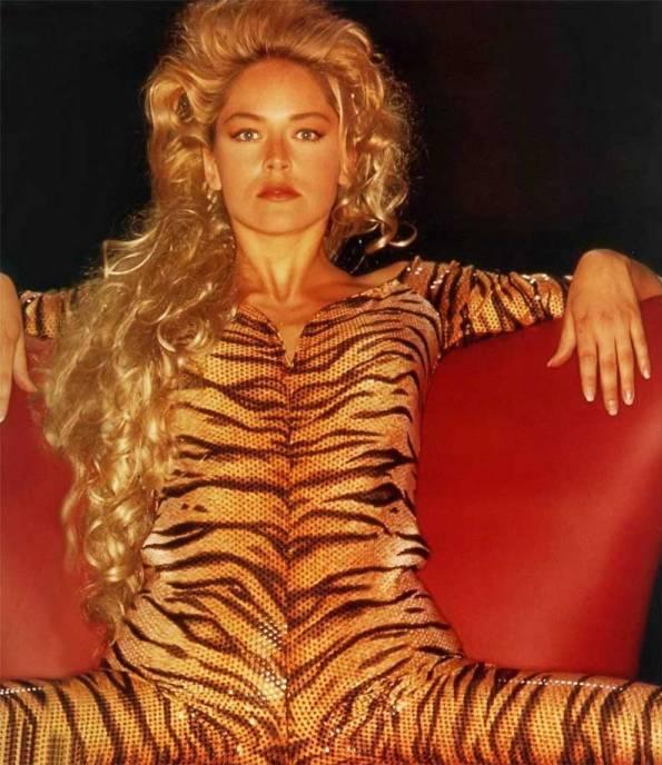Sharon Stone Amazing Photo