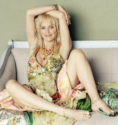 Sharon Stone Bold Pics