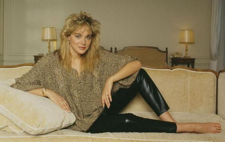 Sharon Stone Cool Pics