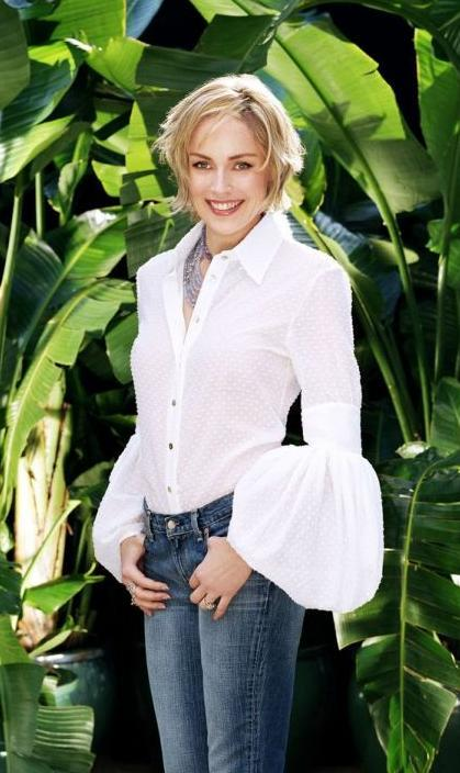Sharon Stone Simple Pics