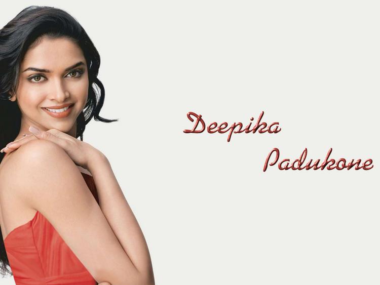 Deepika Padukone Attractive Look Wallpaper