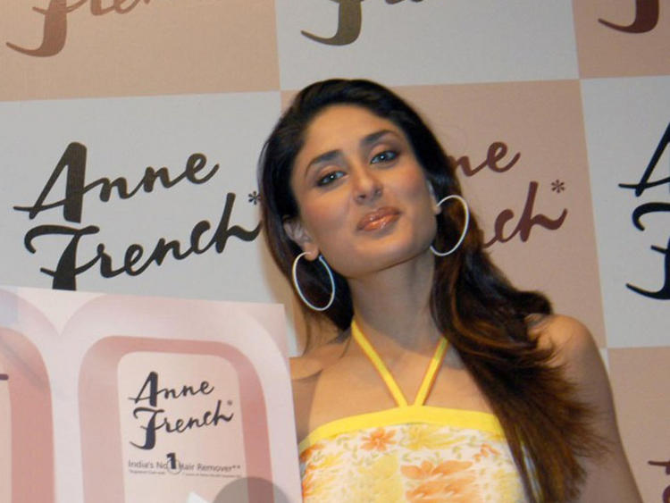 Kareena Kapoor Hot Images at Anne French Ad
