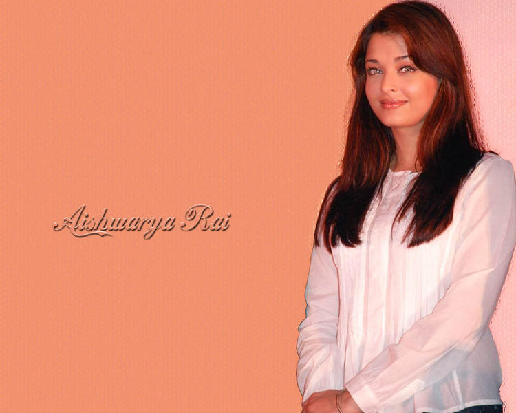 Style Icon Aishwarya Rai Wallpaper