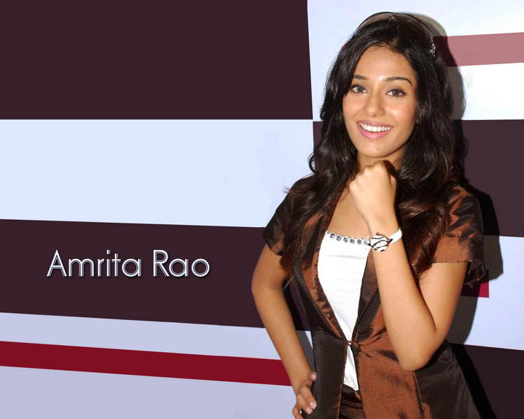 Amrita Rao Cool Wallpaper