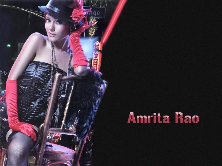 Amrita Rao Stylist Look Wallpaper