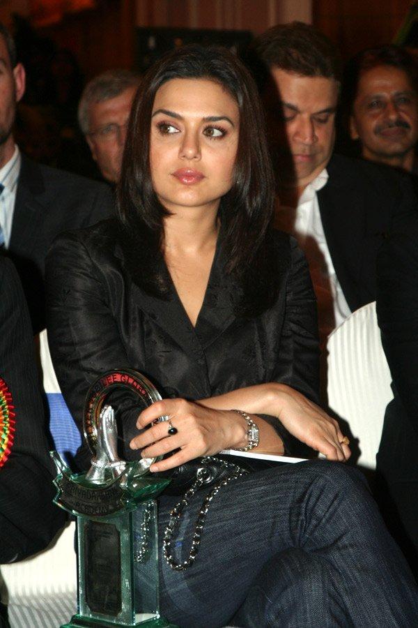 Glorious Preity Zinta Still