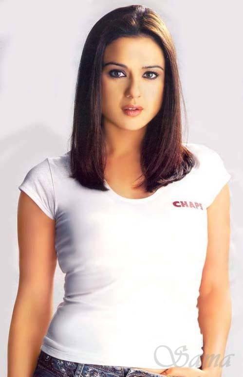 Preity Zinta Dazzling Face Still