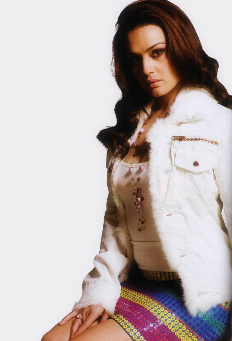 Preity Zinta Hot Look Still