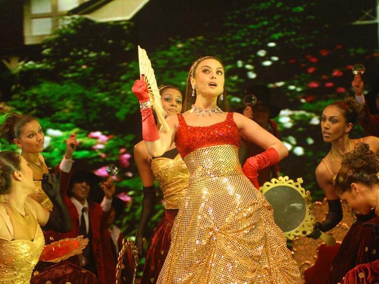 Preity Zinta Sexy Dance Still