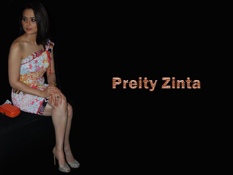 Preity Zinta Sexy Wallpaper
