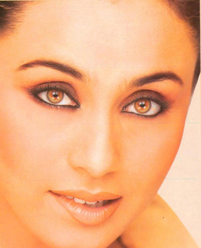 Rani Mukherjee Glazing Eyes Still