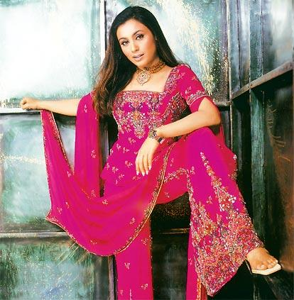 Rani Mukherjee Sexy Pose Photo Shoot