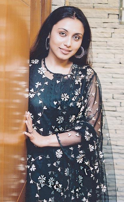 Rani Mukherjee Sizzling look Still