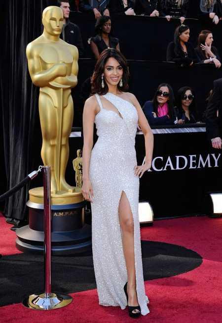 Mallika Sherawat in Oscar Awards Ceremony