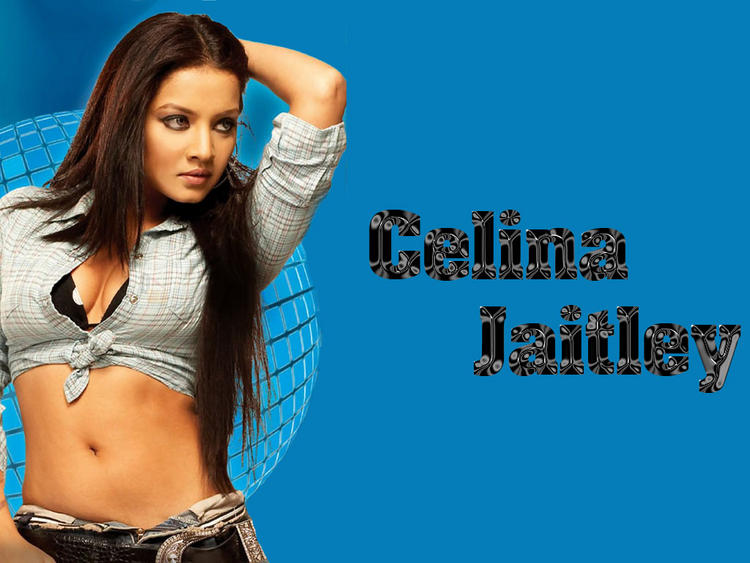 Celina Jaitley Sexy And Bold Wallpaper