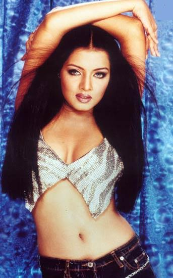Celina Jaitley Sexy Body Show Wallpaper