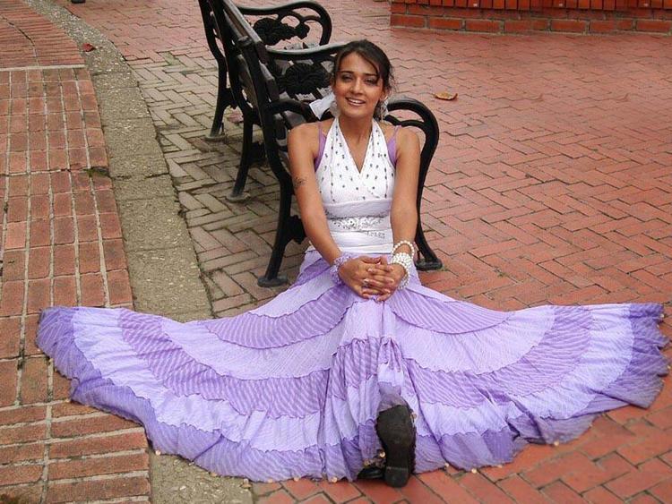 Neha Jhulka Amazing Gown Pic
